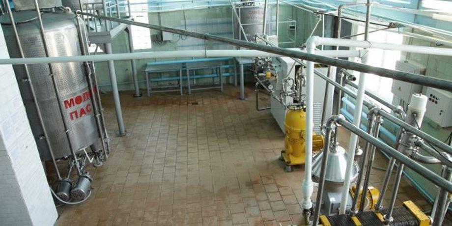 В Смоленской области модернизируют молочный <br>цех