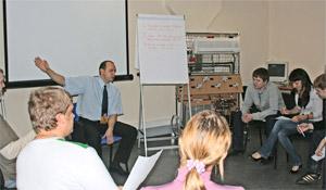 Занятия в УКЦ «УНИВЕРСИТЕТ КЛИМАТА»