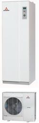 Тепловой насос MITSUBISHI A2W - это система, способная обеспечивать отопление...