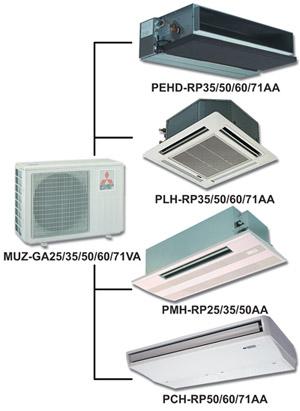 Плата управления кондиционера mitsubishi electric