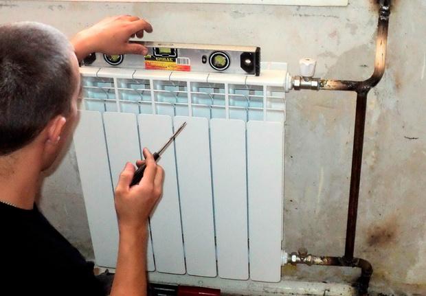 В городской квартире отопительные приборы обычно можно заменять только аналогичными попараметрам итехническому устройству