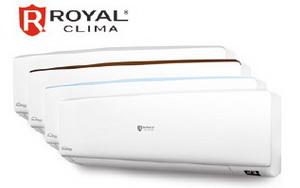 Новые серии кондиционеров ROYAL Clima — ENIGMA Plus и ENIGMA Plus Inverter