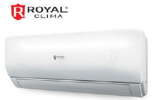Инверторный кондиционер ROYAL Clima премиум-класса