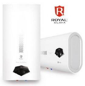 Новый взгляд на водонагреватели от ROYAL Clima