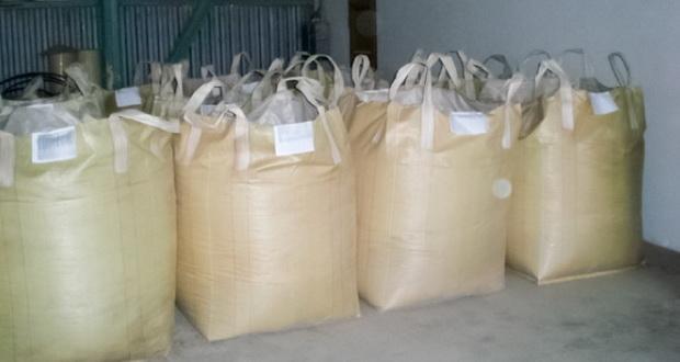 В России доставка пеллет в коттеджи чаще всего осуществляется в упаковках типа «биг-бэг»