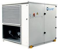 ZEPHIR CPAN-XHE — моноблочная автономная система CLIVET для круглогодичной обработки воздуха